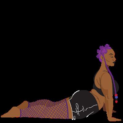yoga sales page